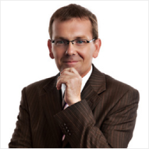 Porträt Anwalt Dirk Wandner von der Kanzlei Bach Wandner Haak Erfurt